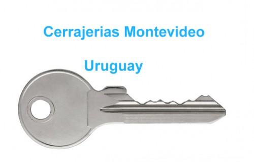Cerrajerías, Montevideo, Uruguay