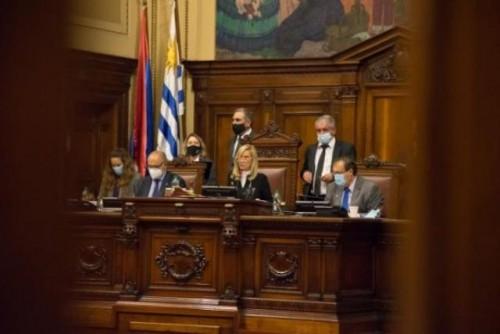 Aprobación unánime del Frente Parlamentario contra el Hambre y la Malnutrición en Uruguay