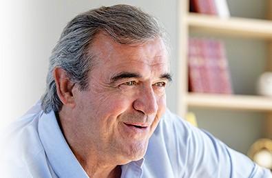 Falleció Jorge Larrañaga.