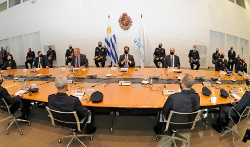 Gobierno ratificó continuidad de políticas de seguridad en el país