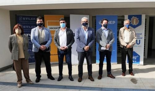 Administración Nacional de Educación Pública inauguró centros educativos en la ciudad de Salto