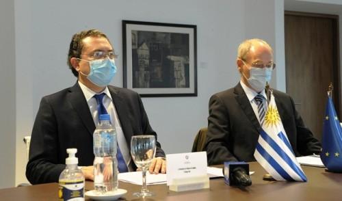 Uruguay y Unión Europea suscribieron acuerdos que reafirman alianza estratégica para el desarrollo sostenible