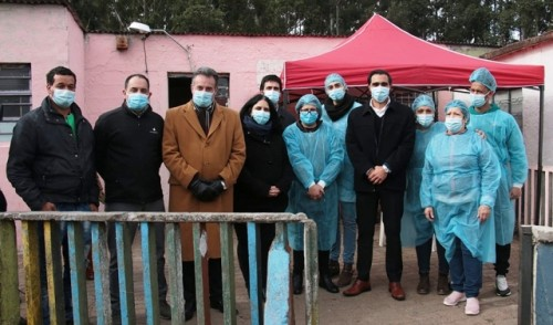Salud Pública inició campaña de vacunación barrio a barrio en Montevideo y Canelones