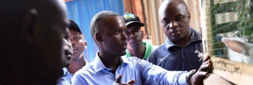Aprovechamiento del potencial para los agronegocios que tienen los jóvenes en Rwanda